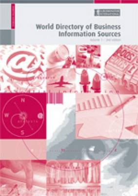 World Directory of Business Information Sources (Hardback)