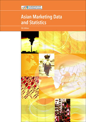 Asian Marketing Data and Statistics (Paperback)