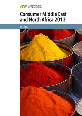 Consumer Middle East and North Africa 2013 (Paperback)