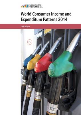 World Consumer Income and Expenditure Patterns 2014 (Paperback)