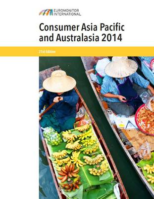 Consumer Asia Pacific and Australasia 2014 (Paperback)