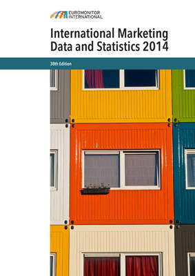 International Marketing Data and Statistics 2014 (Paperback)