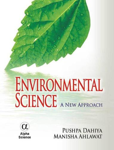 Environmental Science: A New Approach (Hardback)