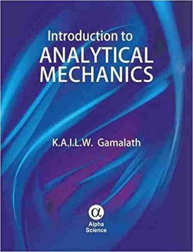 Introduction to Analytical Mechanics (Hardback)