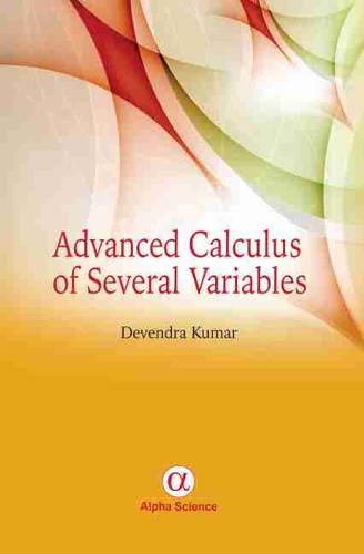 Advanced Calculus of Several Variables (Hardback)