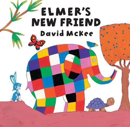 Elmer's New Friend - Elmer Picture Books (Hardback)