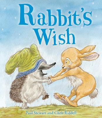 Rabbit's Wish - Rabbit and Hedgehog (Paperback)