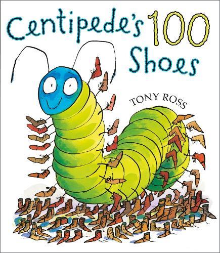 Centipede's 100 Shoes (Paperback)
