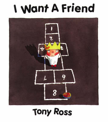 I Want a Friend (Hardback)
