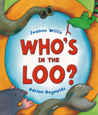 Who's in the Loo? (Hardback)