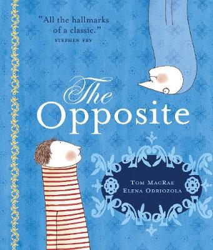 The Opposite (Paperback)