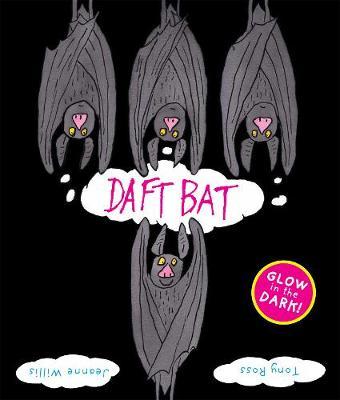 Daft Bat: Glow-in-the-dark cover (Paperback)
