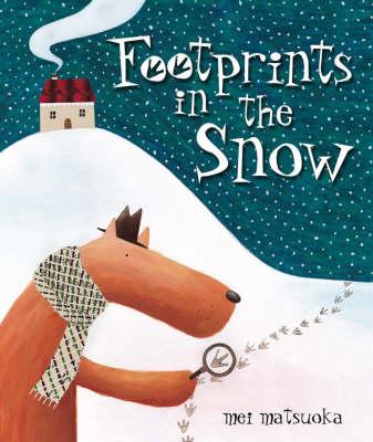 Footprints in the Snow (Hardback)