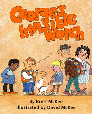 George's Invisible Watch (Hardback)