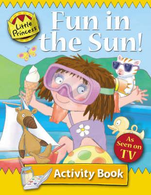 Fun in the Sun: Little Princess Activity Book (Paperback)