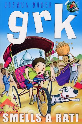 Grk Smells a Rat - A Grk Book (Paperback)