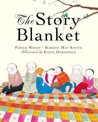 The Story Blanket (Hardback)