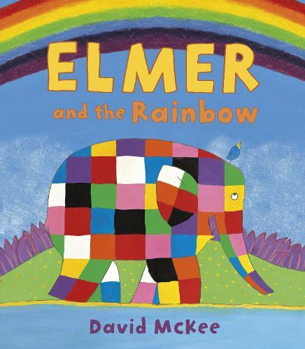 Elmer and the Rainbow