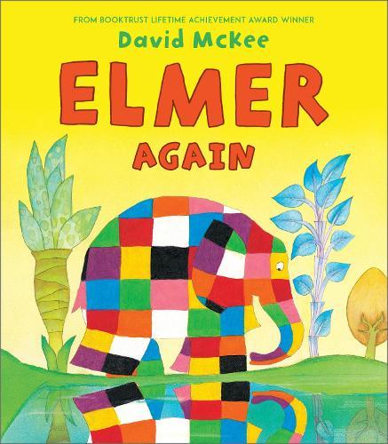 Elmer Again - Elmer Picture Books (Paperback)