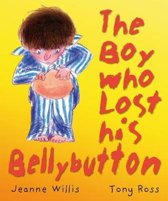 The Boy Who Lost His Bellybutton (Paperback)