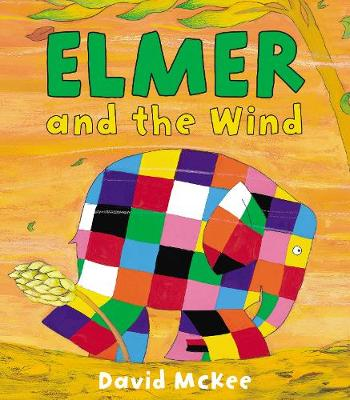 Elmer and the Wind - Elmer Picture Books (Paperback)