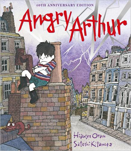 Angry Arthur (Paperback)
