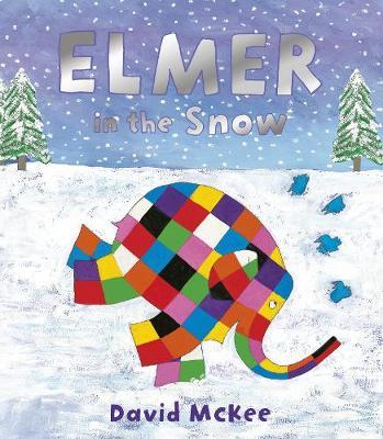Elmer in the Snow - Elmer (Paperback)