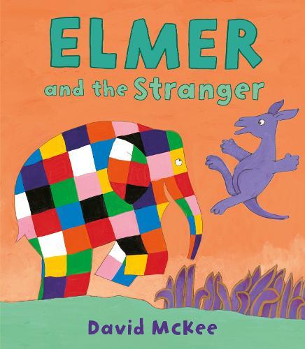 Elmer and the Stranger - Elmer Picture Books (Paperback)