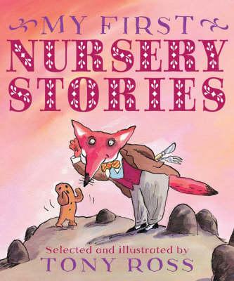 My First Nursery Stories (Hardback)