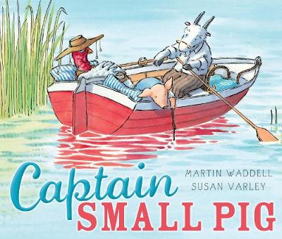 Captain Small Pig (Paperback)