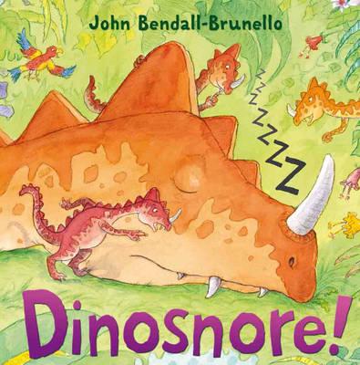 Dinosnore! (Paperback)