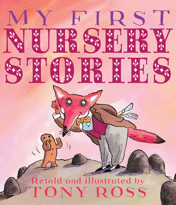 My First Nursery Stories (Paperback)