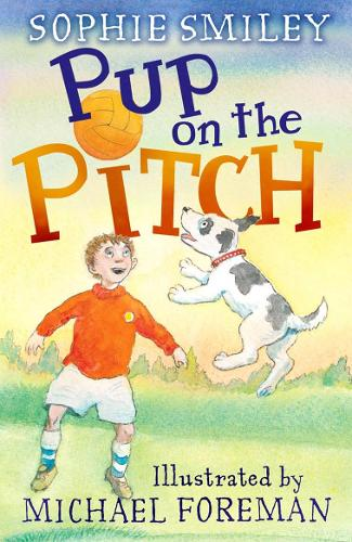 Pup on the Pitch - Bobby/Charlton (Paperback)