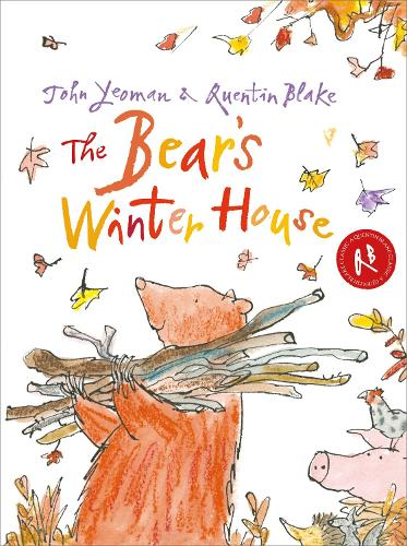 The Bear's Winter House (Paperback)
