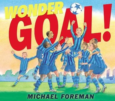 Wonder Goal! (Paperback)