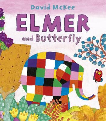 Elmer and Butterfly - Elmer Picture Books (Paperback)