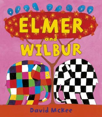 Elmer and Wilbur - Elmer Picture Books (Paperback)