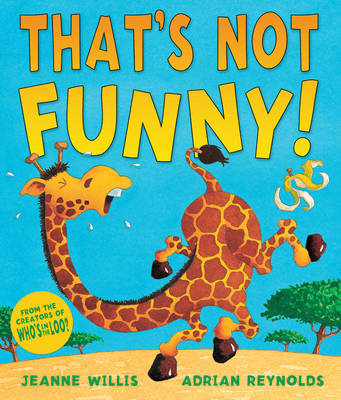 That's Not Funny! (Paperback)