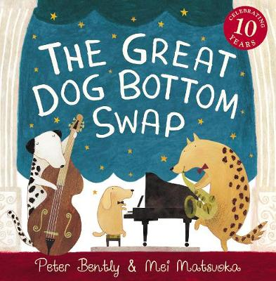 The Great Dog Bottom Swap (Paperback)
