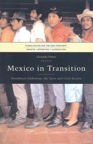 Mexico in Transition: Neoliberal Globalism, the State and Civil Society - Globalization and the Semi-Periphery (Paperback)