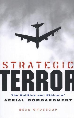 Strategic Terror: The Politics and Ethics of Aerial Bombardment (Hardback)