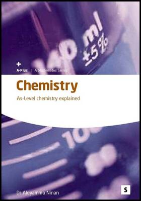 AS Level Chemistry: The Pathway to AS Level Chemistry Success (Paperback)