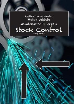 Application of Number: Motor Vehicle Maintenance and Repair: Stock Control (Paperback)