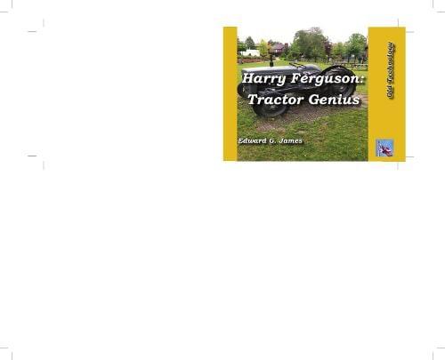 Harry Ferguson: Tractor Genius (Paperback)