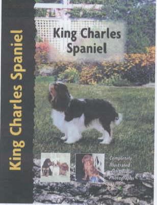 King Charles Spaniel - Pet Love S. (Hardback)
