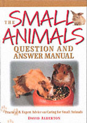 The Small Animals Questions and Answer Manual (Hardback)