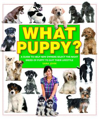 What Puppy?: A Guide to Help New Owners Select the Right Breed of Puppy to Suit Their Lifestyle - What Pet? 6 (Paperback)