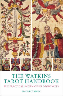 The Watkins Tarot Handbook: The Practical System of Self-discovery (Paperback)