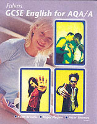 GCSE English Student Book (for A* to E Students) (Paperback)