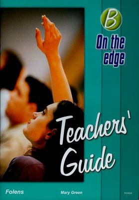 On the edge: Level B Set 1 - Teacher Book - On the edge (Paperback)